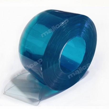 Lanière PVC grand-froid transparente en rouleau format 200x2