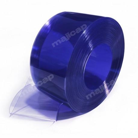 Lanière PVC souple transparente en rouleau format 200x2