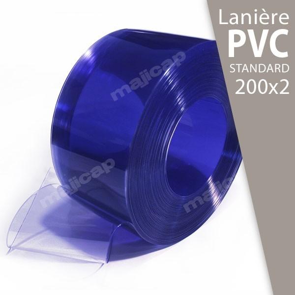 lani re pvc transparent 200x2mm en rouleau pour passage de pi tons. Black Bedroom Furniture Sets. Home Design Ideas